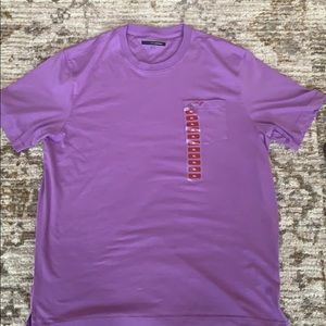 Greg Norman Lux Shark Tee